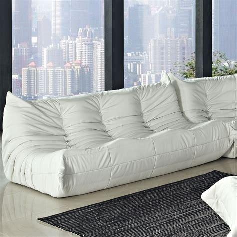 white vinyl sofa waverunner white vinyl sofa from renegade eei 947