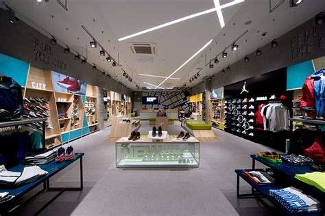 sneaker outlet sneakers 187 retail design