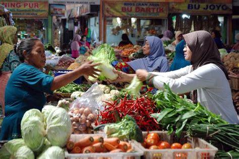 Timbangan Pasar Tradisional berbelanja tanpa risih di pasar tradisional