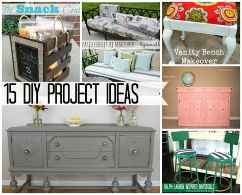 home decor project ideas reasons to skip the housework