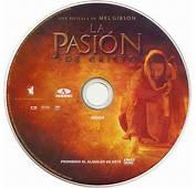 Car&225tula Dvd De La Pasion Cristo The Passion Of