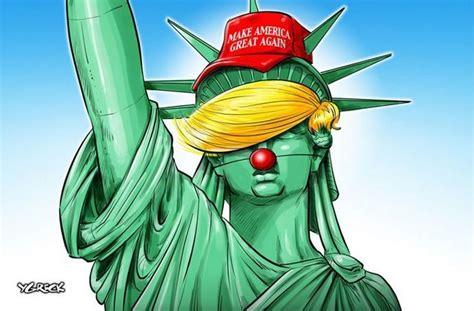 Friseur Bad Cannstatt Cartoons Zur Us Wahl Die Besten Trump Karikaturen Im