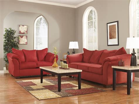 Rana Furniture Palmetto by Darcy Salsa Sofa Sleeper