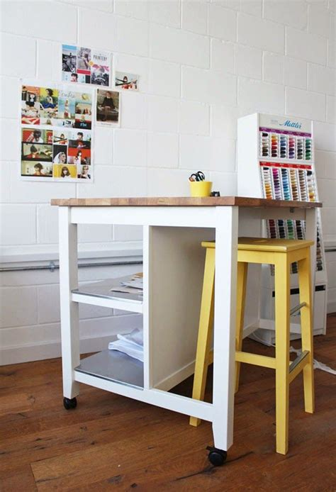 ikea stenstorp hack tilly and the buttons cutting table hack ikea stenstorp