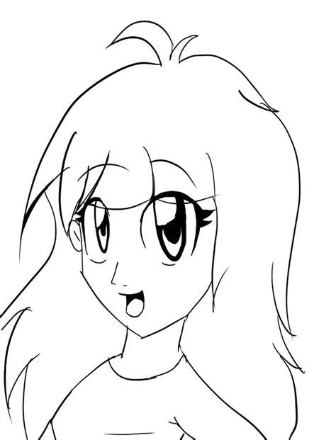 imagenes faciles para dibujar a color anime para dibujar facil imagui