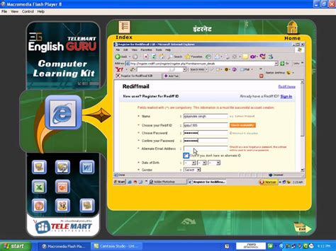 Rediffmail Email Id Search How To Create Email Id In Rediff Mail