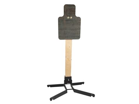 Rifle Stand by Challenge Targets Hd Pivot Target Stand 12 X 18 Steel