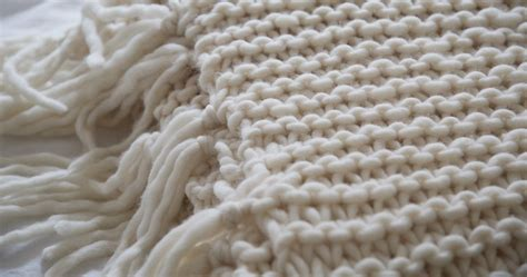 how to knit a blanket wool and the free