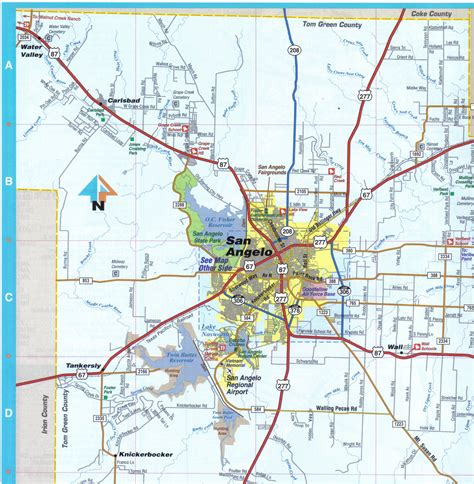 map san angelo texas 1000 images about places i ve lived on abu dhabi singapore and dubai