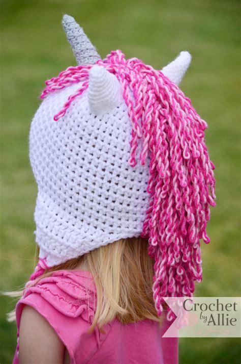 crochet pattern unicorn hat crochet pattern for a unicorn hat squareone for