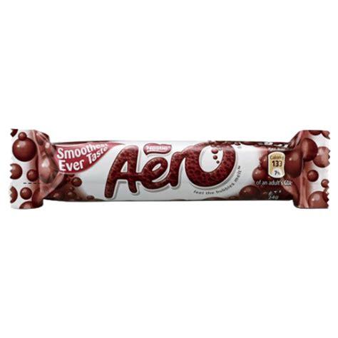 Nestle Aero Milk Chocolate Bar 24g from SuperMart.ae