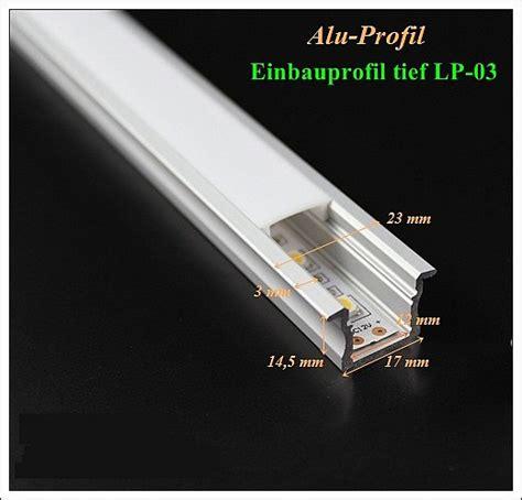 Led Beleuchtung Wand by Led Profil Einbauprofil M 246 Bel Podest Treppenstufen Einbau