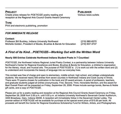 Press Release On Newsletter cecilia nolan press release newsletter