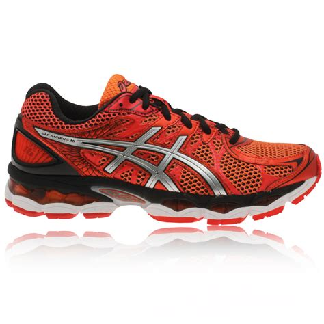 asics gel nimbus 16 mens running shoes discounted rates asics gel nimbus 16 running shoes 4e