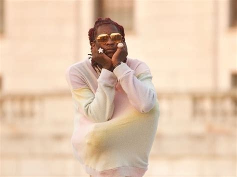 young thug legal young thug facing gun drug charges following arrest
