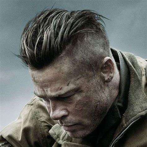 brad pitt prohibition haircut best 20 brad pitt fury haircut ideas on pinterest
