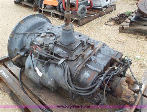 Eaton Fuller 13 Speed Parts Diagram