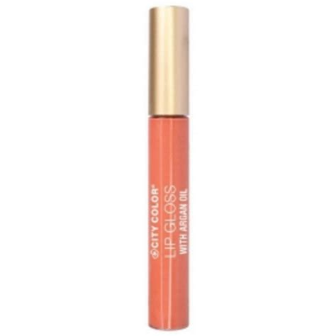City Color Lipgloss With Argan Prom city color lip gloss with argan beautyjoint