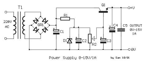 Adaptor 12v 5a Besar Power Supply Switching Led Jaring 5 Ere rangkaian adaptor belajar tentang elektronika