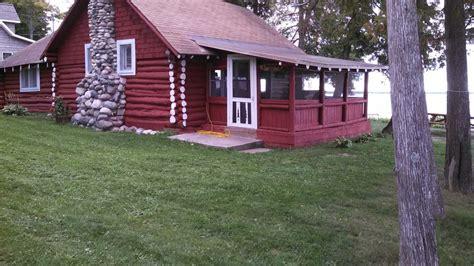 Mullett Lake Cabin Rentals by Mullett Lake Vacation Rental Vrbo 377703ha 3 Br