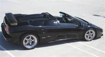 Lamborghini Diablo Roadster Vt Lamborghini Diablo Vt Roadster Technical Details History