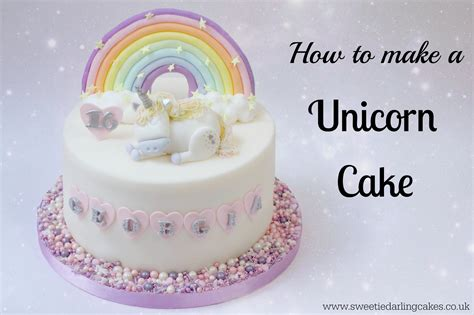 how to make a unicorn cake sweetie darling cakessweetie darling cakes
