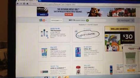 imprimir cupon de pago youtube como imprimir cupones coupons com cupon de norelco 50