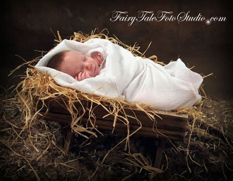 baby jesus manger newborn jesus in swaddling clothes in a manger