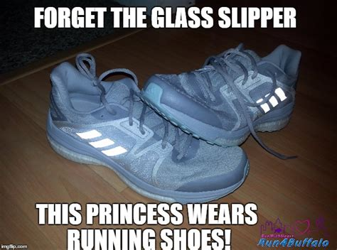 Meme Shoes - image tagged in running imgflip
