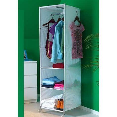 temporary wardrobe ikea ikea white clothes organizer wardrobe compact on wheels