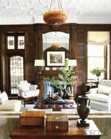 interiors modern tudor style