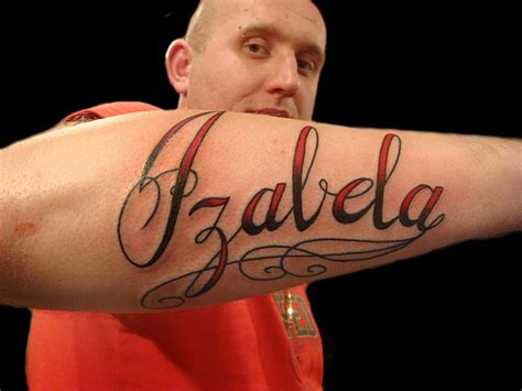 name tattoo designs providing affection to your tattoo
