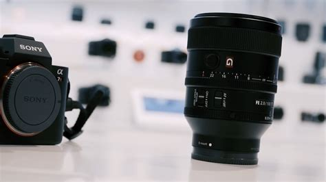 Sony A6500 Only Promo sony g master 100 mm f2 8 stf promo a6500 18 105g footage