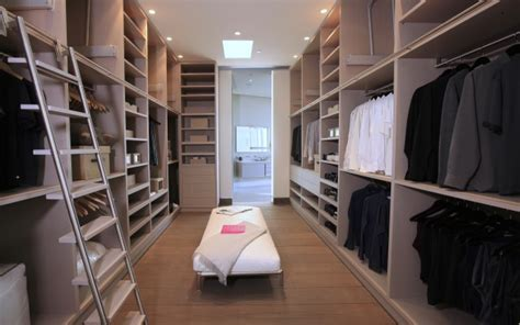 modern and large walk in closet design interior design ideas