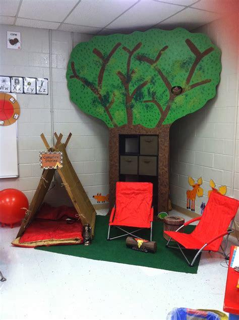 decoration site mrs mcdonald s 4th grade cing themed classroom