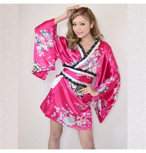 Kimono Cur puick rakuten global market kimono mini dress oiran