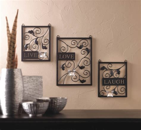 wall decoration at home live love laugh wall decor wholesale at koehler home decor