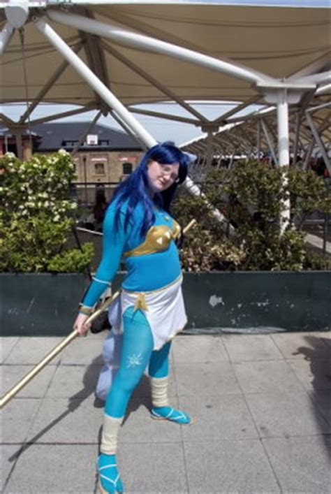 cosplay island view costume lady aira krystal