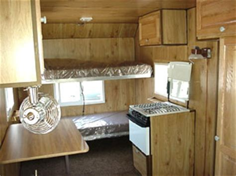king fish house inside king crow fish house with closet cabinet 2 bunks empire