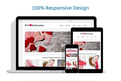 html responsive design max width gifts store responsive website template 49337