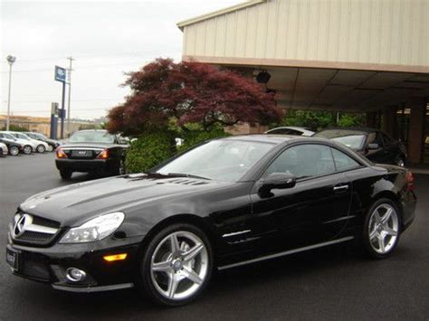 2012 Mercedes Sl550 by Buy Used 2012 Mercedes Sl550 Base Convertible 2 Door