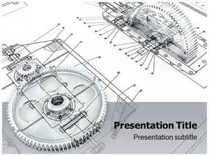 engineering template mechanical engineering powerpoint templates and backgrounds