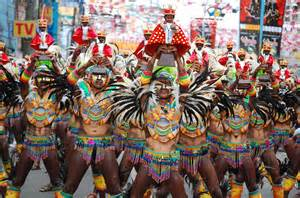Festivals In The Many Festivals Of Iloilo