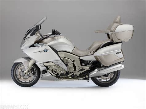 the new bmw k 1600 gtl exclusive