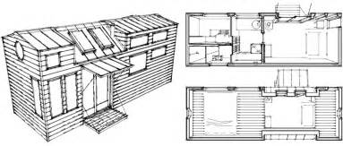 Tiny House Plans On Trailer Tiny House Trailer Plans Tiny House Plans For Internal
