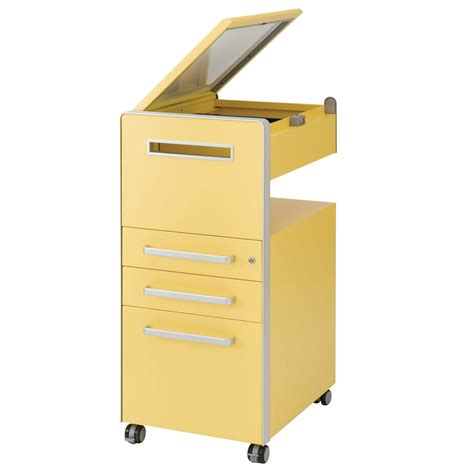 mobile desk with storage bite mobile desk pedestal storage pedestals apres
