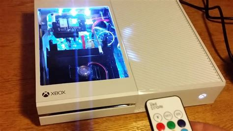modded xbox 360 console custom modded xbox one console w remote led light