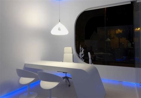 Futuristic Office Desk Futuristic Executive Office Furniture Home Trendy