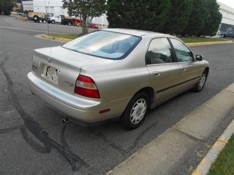 Honda Accord 4 Door by 1994 Honda Accord Lx 4 Door Sedan Automatic