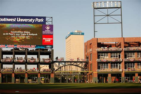 southwest university park named baseballparkscoms